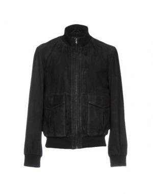 Куртка OLIVIERI. Цвет: темно-синий