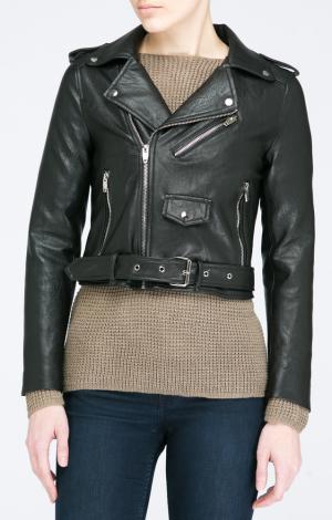 Куртка Черная UNNA