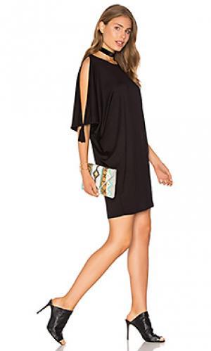 Платье nuala Riller & Fount. Цвет: черный
