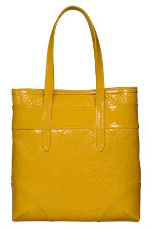 Bag Silvio Tossi. Цвет: yellow
