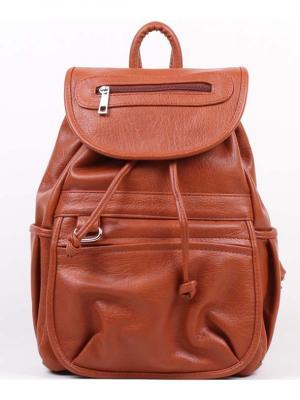 Рюкзак Медведково. Цвет: коричневый