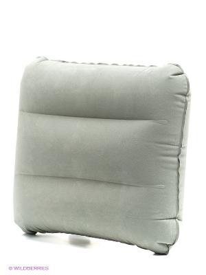 Подушка для путешествий Экспедиция. Цвет: серый