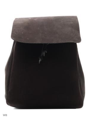 Рюкзак ШК обувь. Цвет: черный