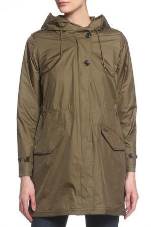 Куртка Woolrich. Цвет: зеленый
