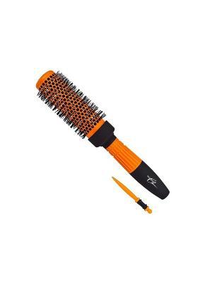 Термобрашинг Milen Classic 1362613, керамический, Soft-Touch. пря. Цвет: черный