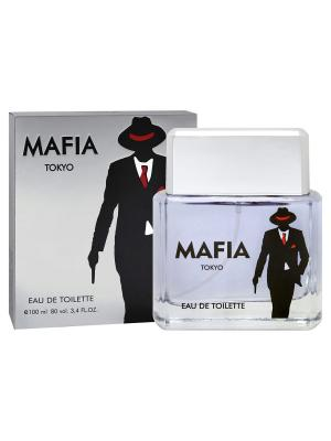 Туалетная вода Mafia Tokyo (Мафия Токио) муж. 100ml APPLE PARFUMS. Цвет: прозрачный