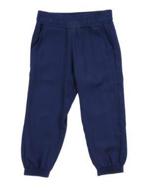 Повседневные брюки AMELIA. Цвет: темно-синий