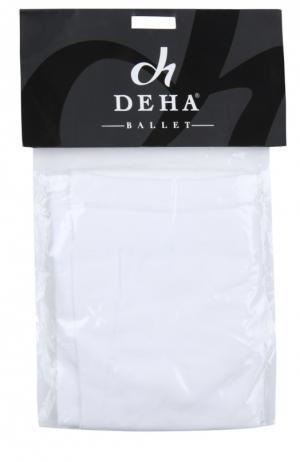 Носки Deha. Цвет: белый