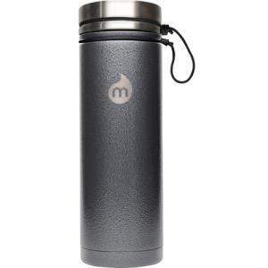 Термобутылка Для Воды MIZU. Цвет: gray hammer paingt w/ sst lid & rope leash