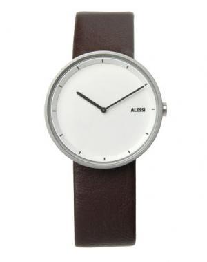 Наручные часы ALESSI. Цвет: коричневый