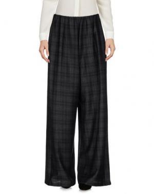 Повседневные брюки A.B APUNTOB. Цвет: черный