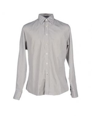 Pубашка JECKERSON. Цвет: темно-коричневый