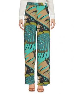 Повседневные брюки GIORGIA & JOHNS. Цвет: хаки