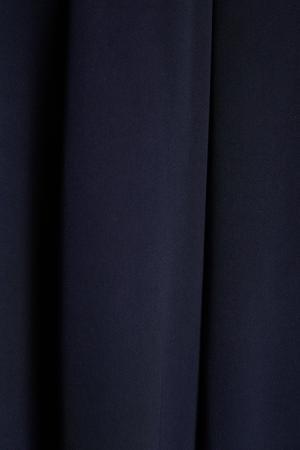 Синие брюки-палаццо Biryukov. Цвет: синий