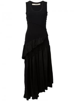 Платье Dachi Damir Doma. Цвет: чёрный