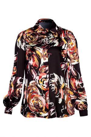 Блузка SWEETME TM. Цвет: мультицвет