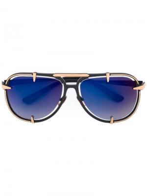 Солнцезащитные очки Cheetah Frency & Mercury. Цвет: чёрный