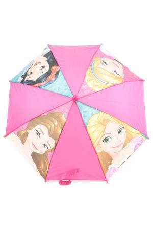 Зонт Disney. Цвет: розовый