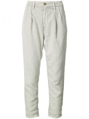 Джинсы Evan Ag Jeans. Цвет: серый