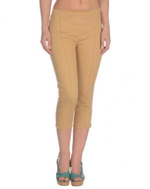 Пляжные брюки и шорты ERMANNO SCERVINO BEACHWEAR. Цвет: бежевый