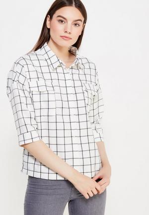 Рубашка Tantra. Цвет: белый