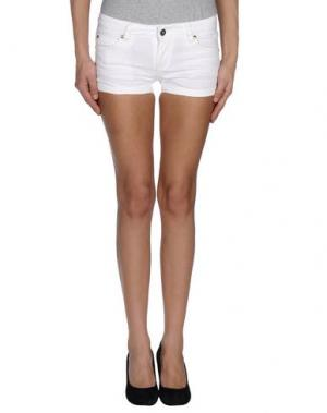 Повседневные шорты MAGILLA. Цвет: белый