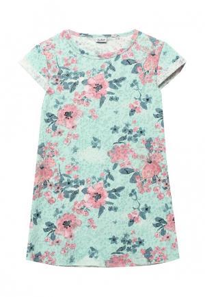 Платье Blukids. Цвет: мятный