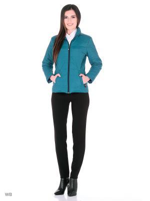 Куртка Batell. Цвет: зеленый