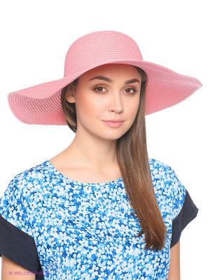 Шляпа Finn Flare. Цвет: розовый, кремовый, бледно-розовый