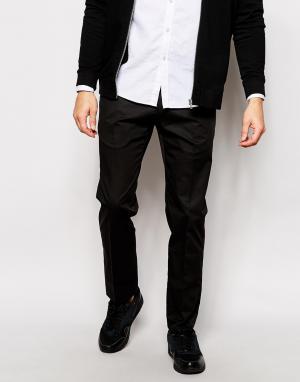 AKA Укороченные брюки. Цвет: черный