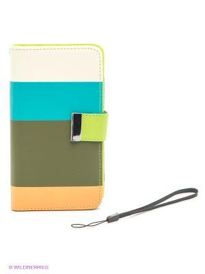 Чехол для Note3 WB. Цвет: голубой, оранжевый, белый, зеленый
