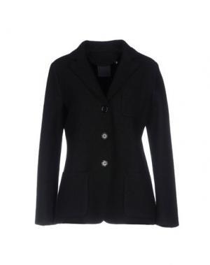 Пиджак ASPESI. Цвет: черный