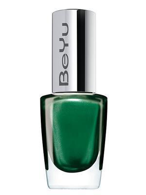 Стойкий Лак для ногтейLong Lasting Nail Lacquer 449, 8мл BEYU. Цвет: зеленый