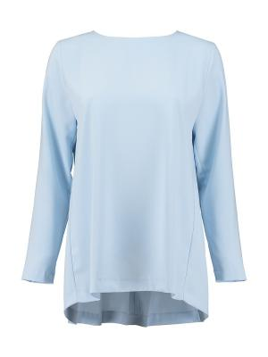 Блуза Nadine H. Цвет: голубой