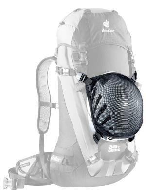 Фиксатор шлема Deuter 2016-17 Helmet Holder black. Цвет: черный
