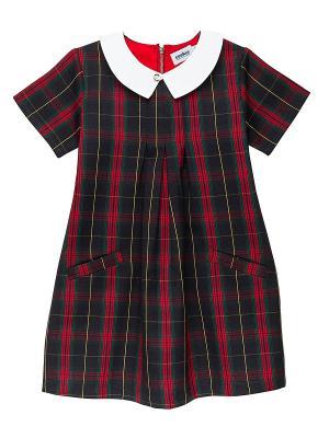 Платье Cookie. Цвет: красный
