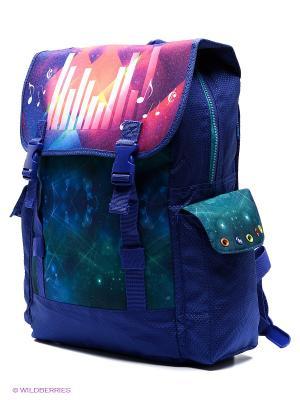 Рюкзак PROFF. Цвет: синий