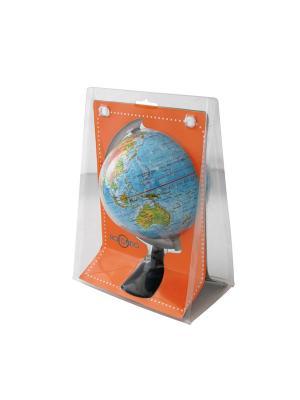 Глобус физический, 10.6 см Rotondo. Цвет: голубой
