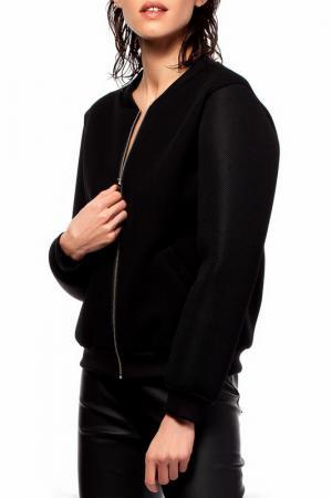 Куртка BeWear. Цвет: черный