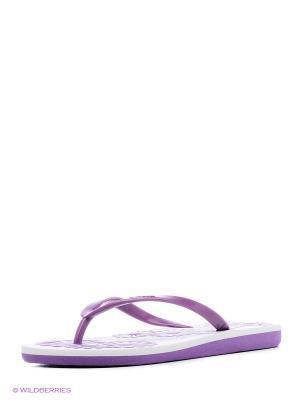 Пантолеты BRIS. Цвет: фиолетовый