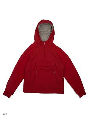 Анораки Modis. Цвет: красный, бордовый