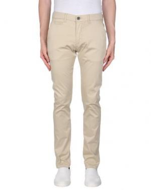 Повседневные брюки SSEINSE. Цвет: бежевый