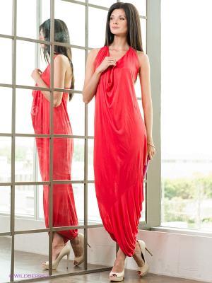 Платье Elena Shumilo. Цвет: красный