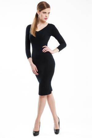Платье Baukjen. Цвет: черный