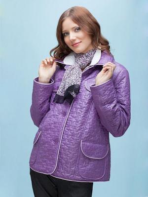 Куртка Mamita. Цвет: фиолетовый (осн.)