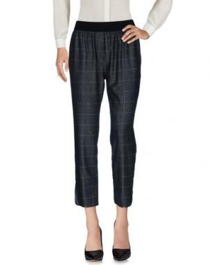 Повседневные брюки ANDREA. Цвет: свинцово-серый