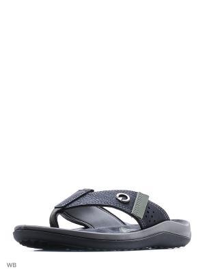 Пантолеты CARTAGO. Цвет: черный