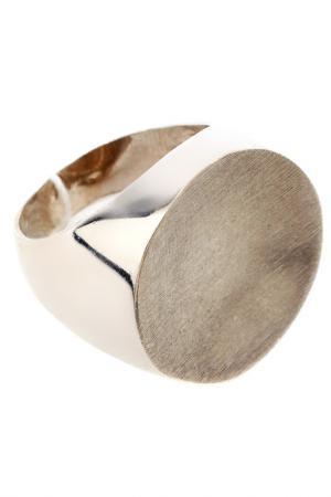 Кольцо Kris. Цвет: серебряный