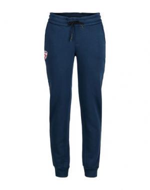 Повседневные брюки ROSSIGNOL. Цвет: темно-синий