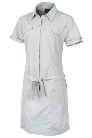 Платье HANNAH. Цвет: белый
